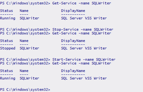Windows PowerShell Tutorial